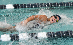 Blues Swimming Earns All-WNC Honors