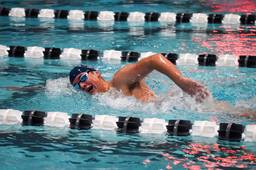 Alec Sands '18 Competes in 2017 CARIFTA Swimming Championships