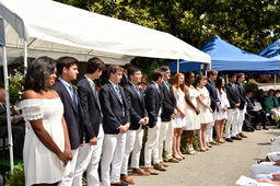 Asheville School Welcomes Cum Laude Society Members from the Class of 2017