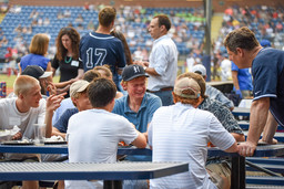 Join the Alumni Association for a Tourists Baseball Game on July 17