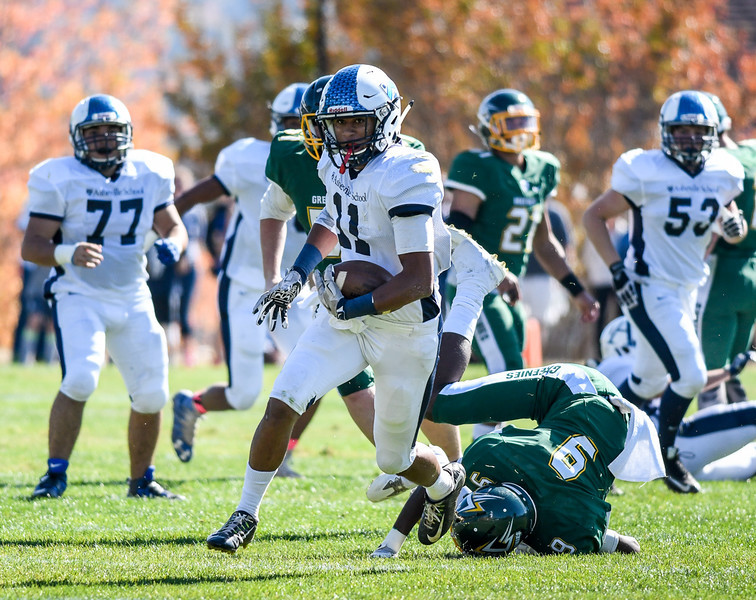 Asheville School Hosts 91st Rivalry Football Game Against Christ School