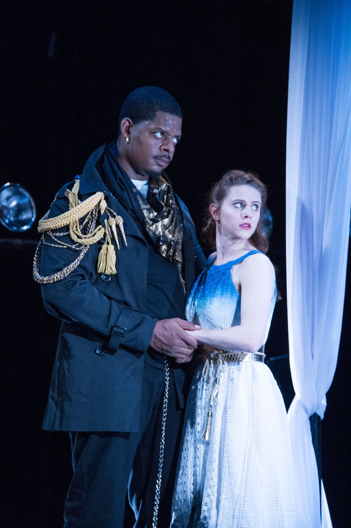 "The National Players Present Shakespeare's ""Othello"" in Asheville School's Graham Theater"