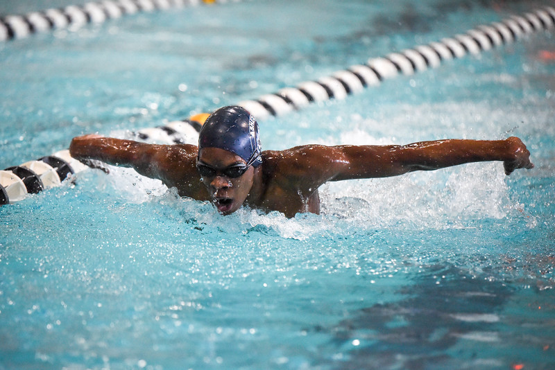 Boys Swimming Takes Third, Girls Swimming Takes Eighth at 2018 NCISAA 3A State Championship Meet