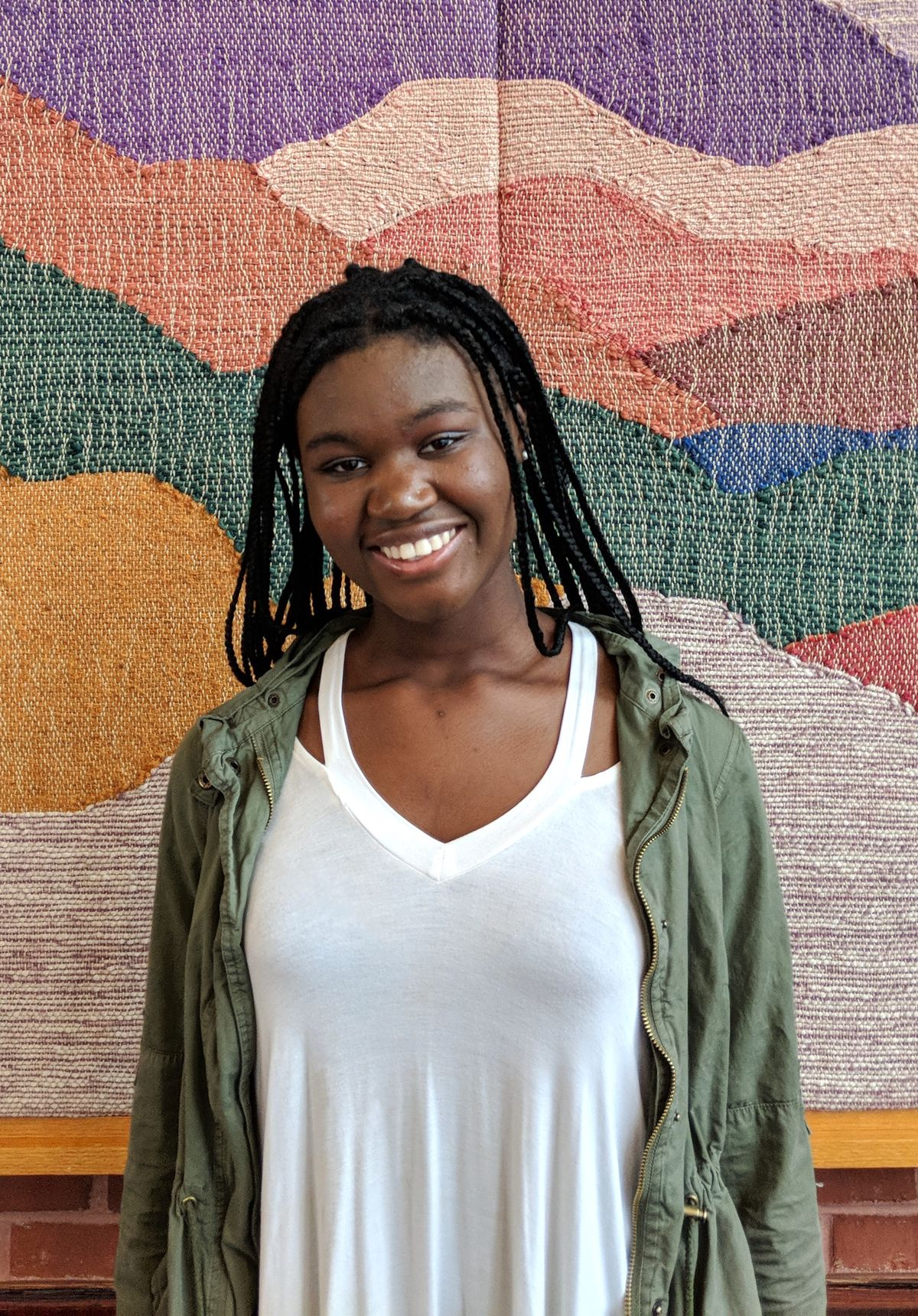 Isoken Omoregbee 2019 Selected to Attend UNC-Chapel Hill's Catalyst Conference