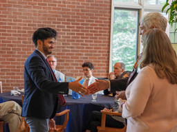 Asheville School Alumni Welcome Class of 2018 to the Alumni Association