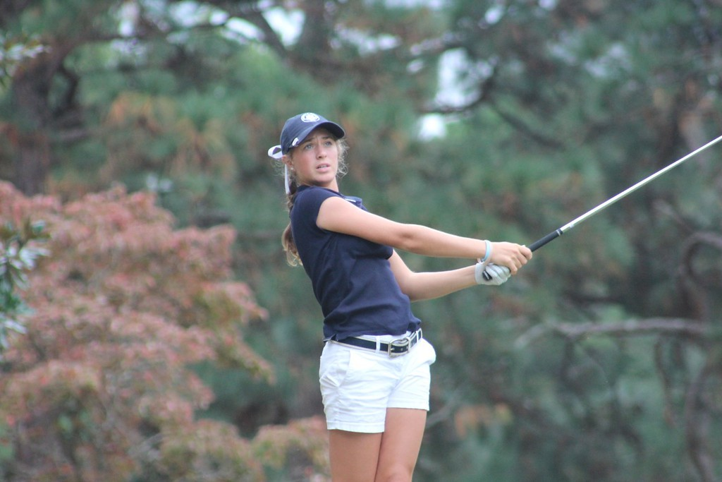 Rachel Kuehn 2019 Wins Carolinas Golf Association Junior Girls' Championship