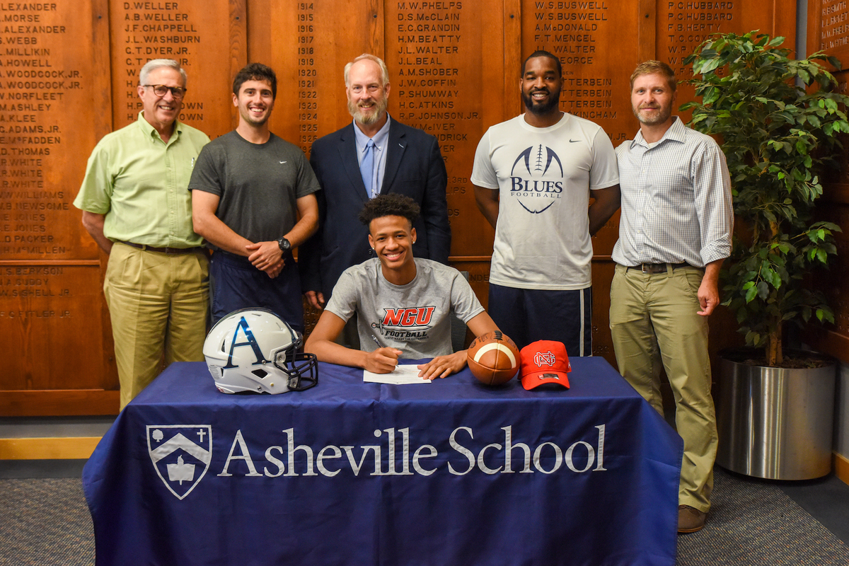 Ahmad Galimore 2018 Commits to North Greenville University