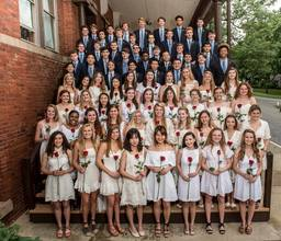 Asheville School Celebrates 118th Commencement