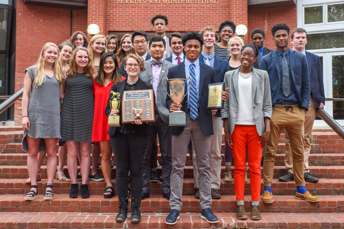 Asheville School Recognizes Outstanding Student-Athletes During 2018 Athletic Banquet