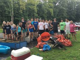 Asheville School Students Learn About Community and Leadership Through Service