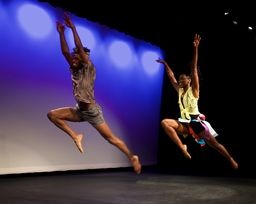 Asheville School Hosts 'Moving with Makers:' an NC Dance Festival Workshop for Area Students