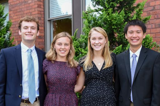 Asheville School Seniors Named Commended Students by the National Merit Scholarship Corporation