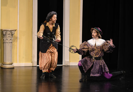 Asheville School Hosts Shakespeare Theater Workshop for Local Students and Teachers